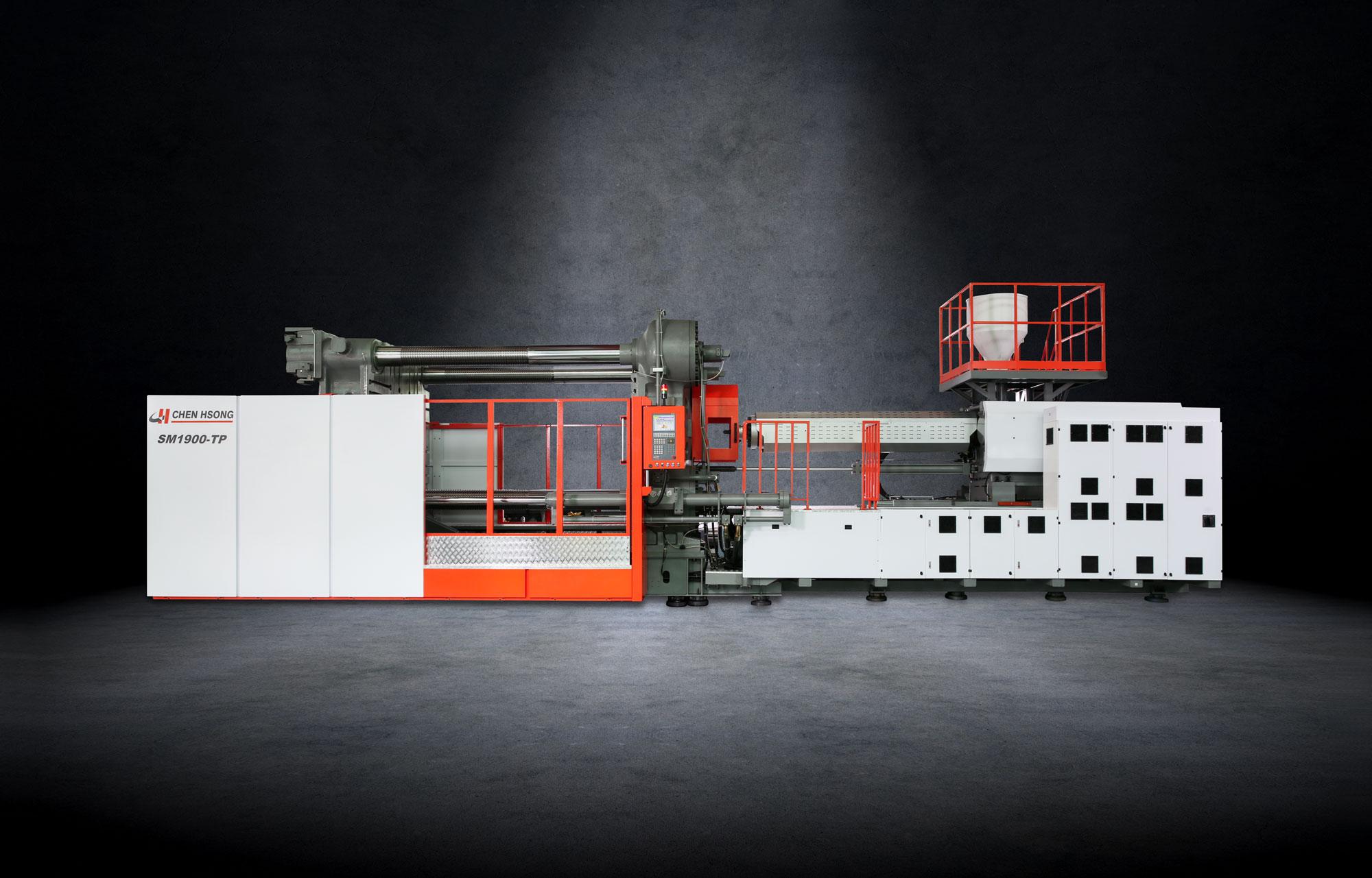 震雄注塑机中国 - 卓越两板技术 ; 源自日本三菱的黑科技 TP