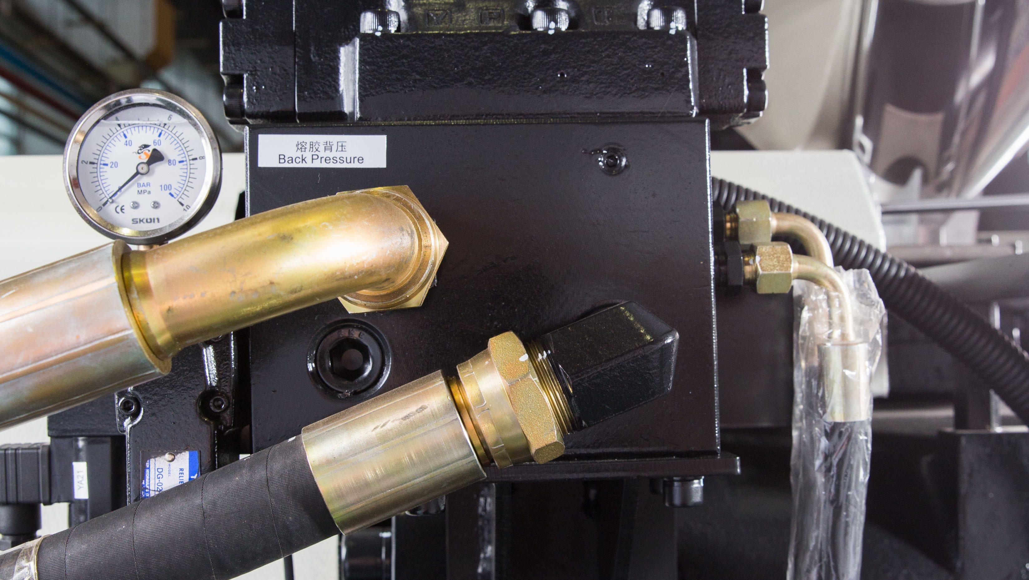 震雄节能注塑机SVP/3+系列,油路系统优化