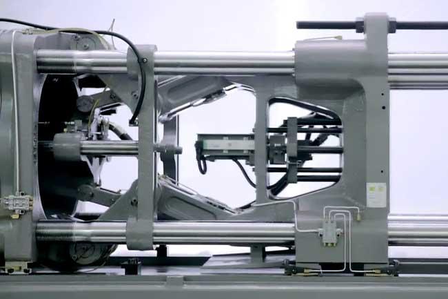 震雄高速注塑机SPEED | 世界级的日本机械设计