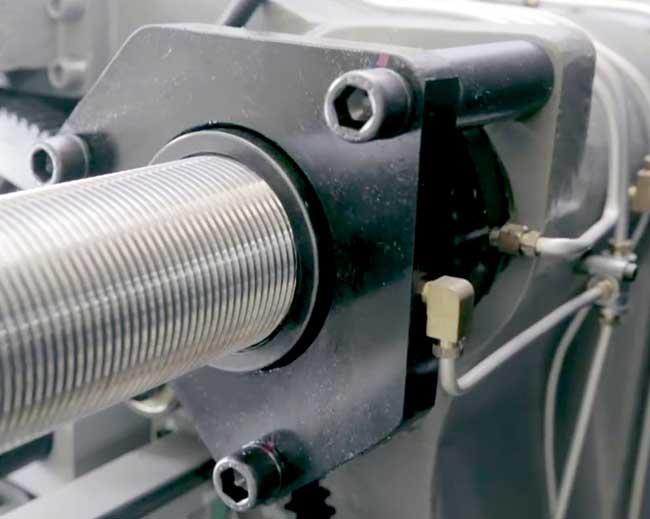 震雄伺服驱动注塑机MK6 | 一键自动调模