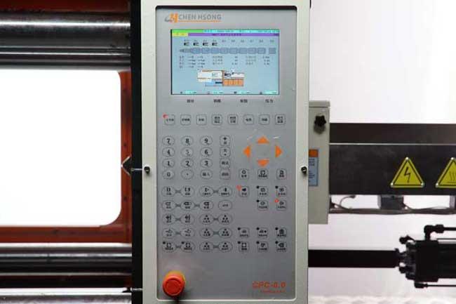 震雄伺服驱动注塑机MK6 | 日本高科技智能电脑控制器