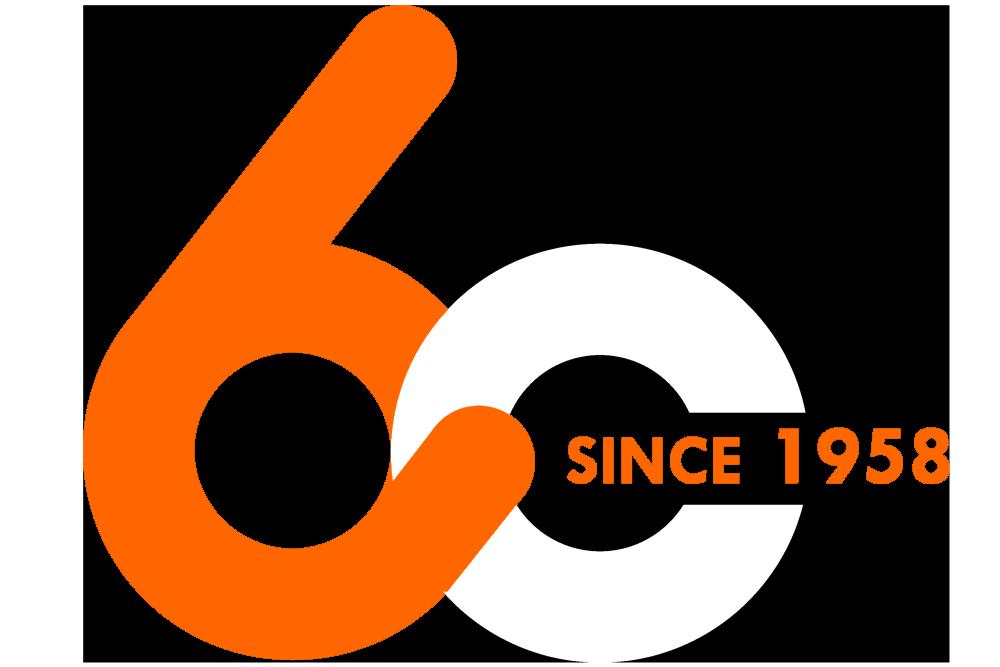 震雄注塑机中国 - 60周年庆纪念logo