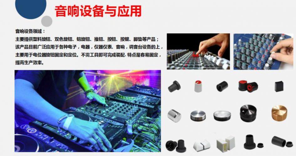 音响设备与应用