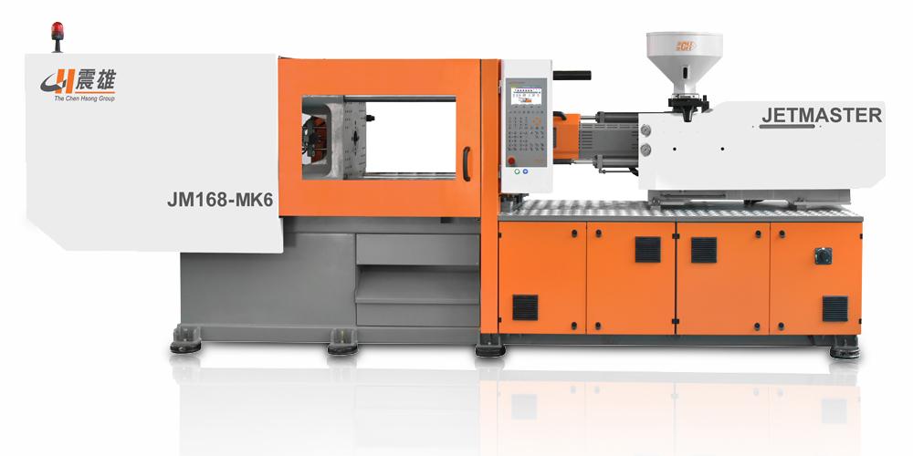 最快速、最稳定的 MK6 系列:捷霸 JM-MK6 伺服驱动注塑机