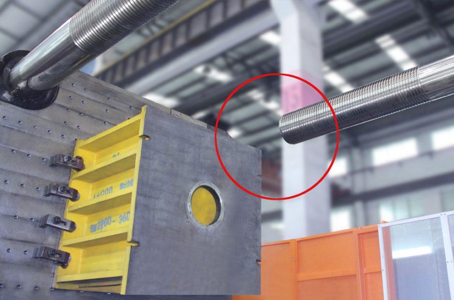 德国高端客户定制 SM3600-TP 大型二板注塑机,震雄开启行业新思路
