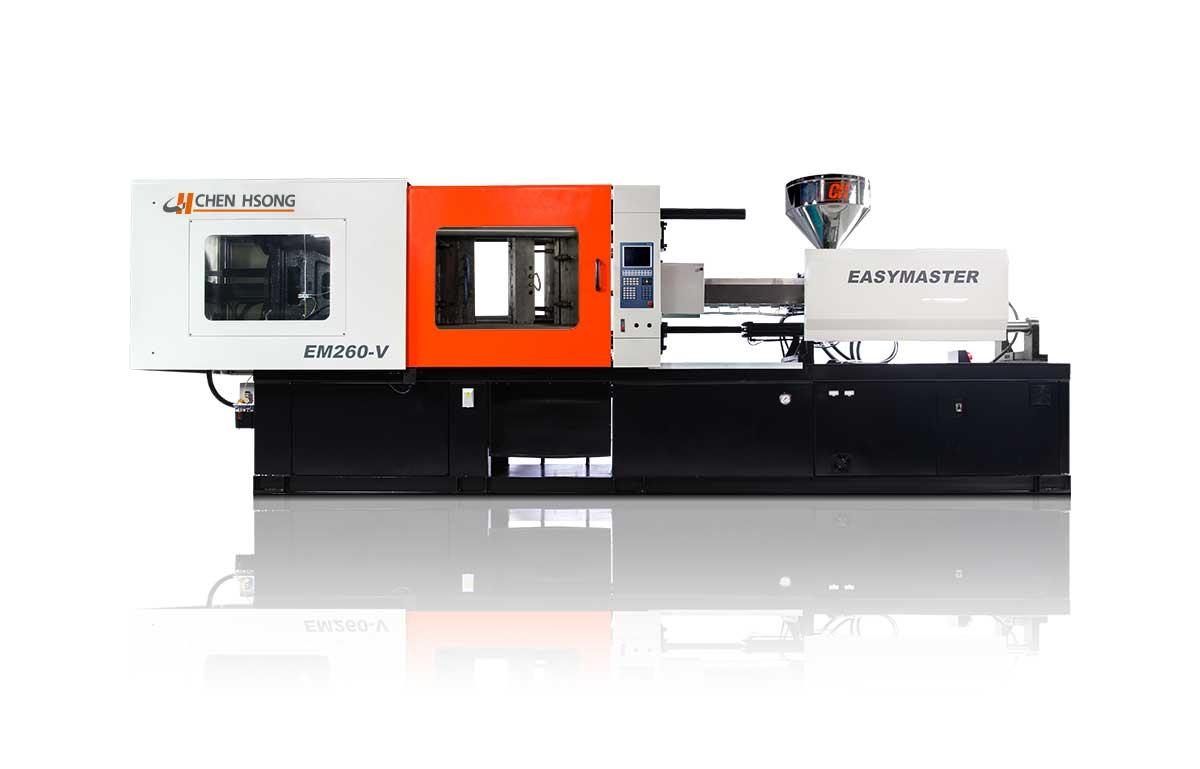震雄注塑机EM-V专门射出需长高压的塑胶产品