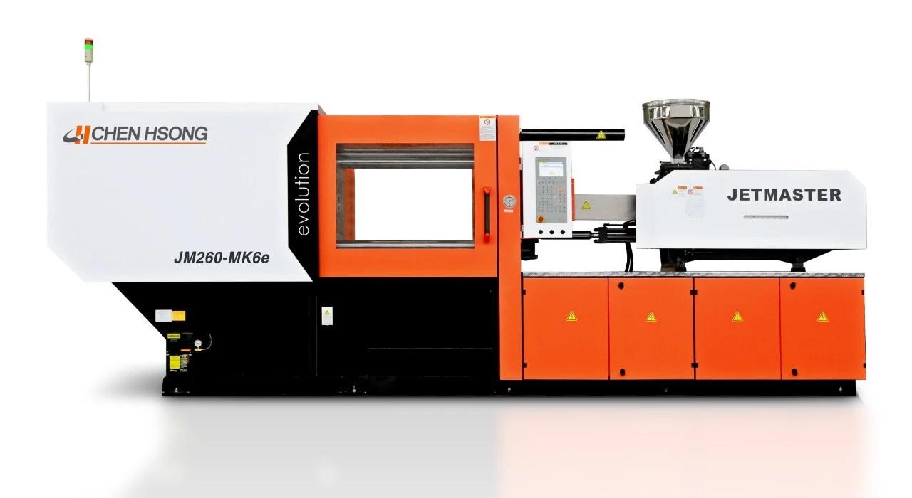 震雄注塑机MK6生产各类型塑胶射出产品