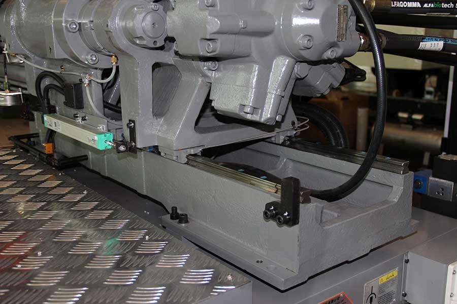 震雄 高速注塑机 SPEED 系列 , 高稳态控制技术